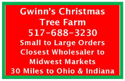 Gwinn's Christmas Tree Farm